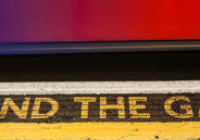Mind the Gap, London underground
